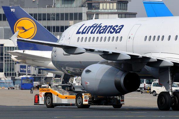 Der Lufthansa-Konzern setzt verstärkt auf die Digitalisierung und investiert 500 Millionen Euro (Foto: Ingrid Friedl, Lufthansa)
