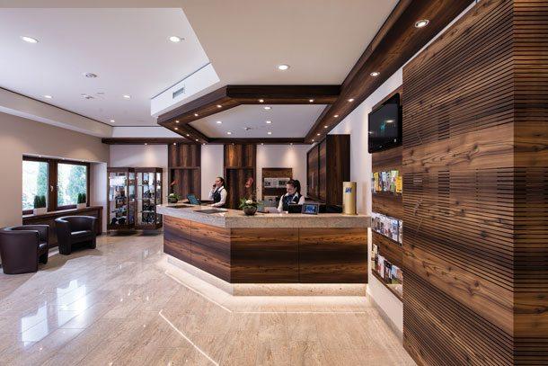 Mit dem Firmenprogramm bieten die Maritim Hotels kleinen und mittelständischen Unternehmen eine preiswerte Übernachtungsalternative für ihre Geschäftsreisenden (Foto: Maritim Hotels)