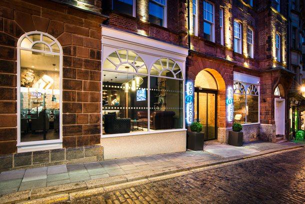 Neu eröffnet wurde das erste Motel One in Newcastle: Ein Hotel-Geheimtipp für Geschäftsreisende und Touristen, die das Besondere englische Flair lieben (Foto: Motel One)