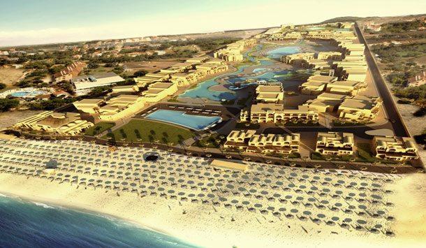 Die Hotelgruppe Steigenberger eröffnet ab Mitte Mai das Fünf-Sterne-Alcazar Resort in Sharm El Sheikh
