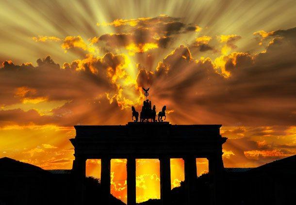Berlin ist das beliebtestes deutsche Städtereiseziel der Österreicher. Dann folgen die Städte München und Hamburg (Foto: Brigitte Werner, Pixabay)