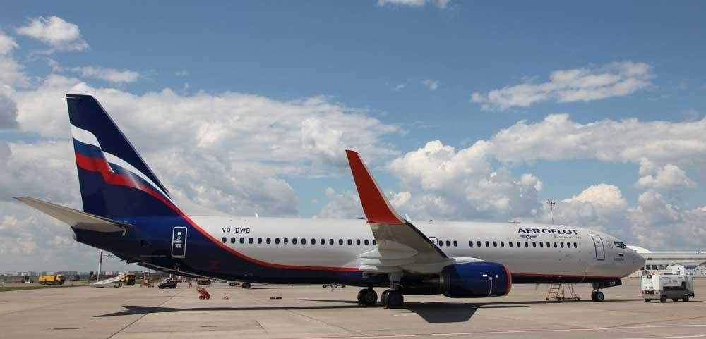 Ab sofort gibt es täglich vier Aeroflot-Flüge von Wien nach Moskau. Die russische Fluggesellschaft liegt im Ranking der europäischen Airlines an der Spitze (Foto: Aeroflot)