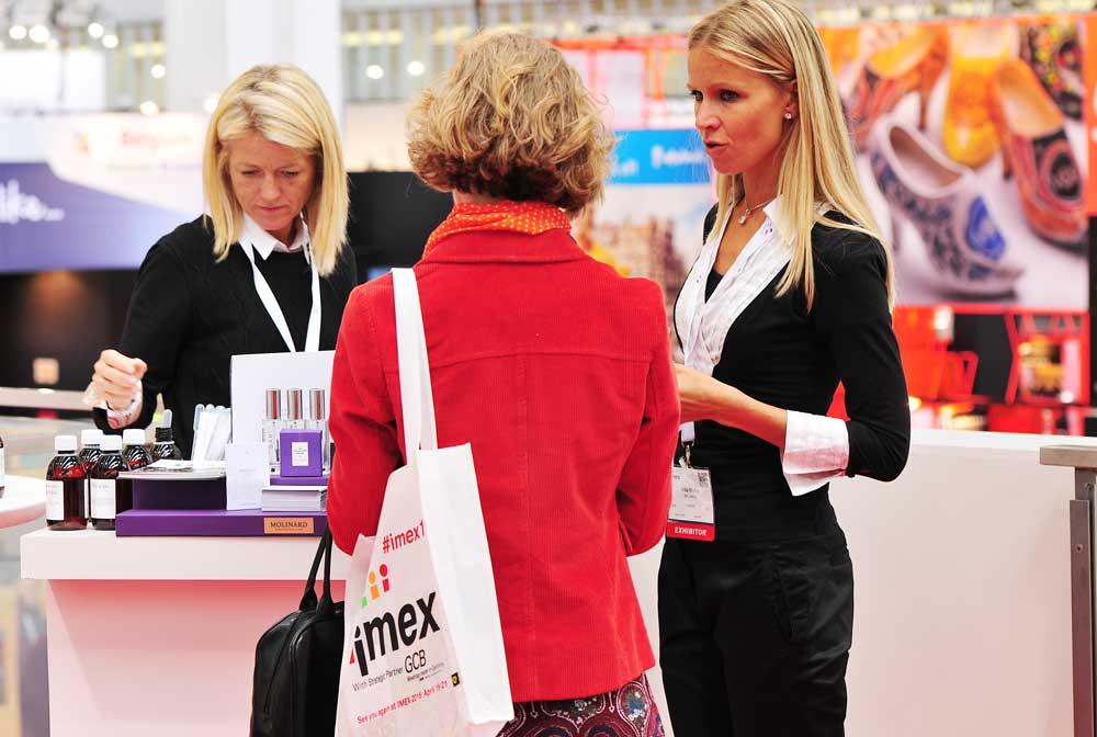 Ein modifiziertes Hosted Buyer Programm, mehr Aussteller und ein erweitertes Aus- und Weiterbildungsprogramm auf der IMEX in Frankfurt dieses Jahr schaffen einmal mehr ideale Voraussetzungen für geschäftliche Erfolge und für die Vermittlung der wichtigsten Branchentrends (Foto: IMEX)