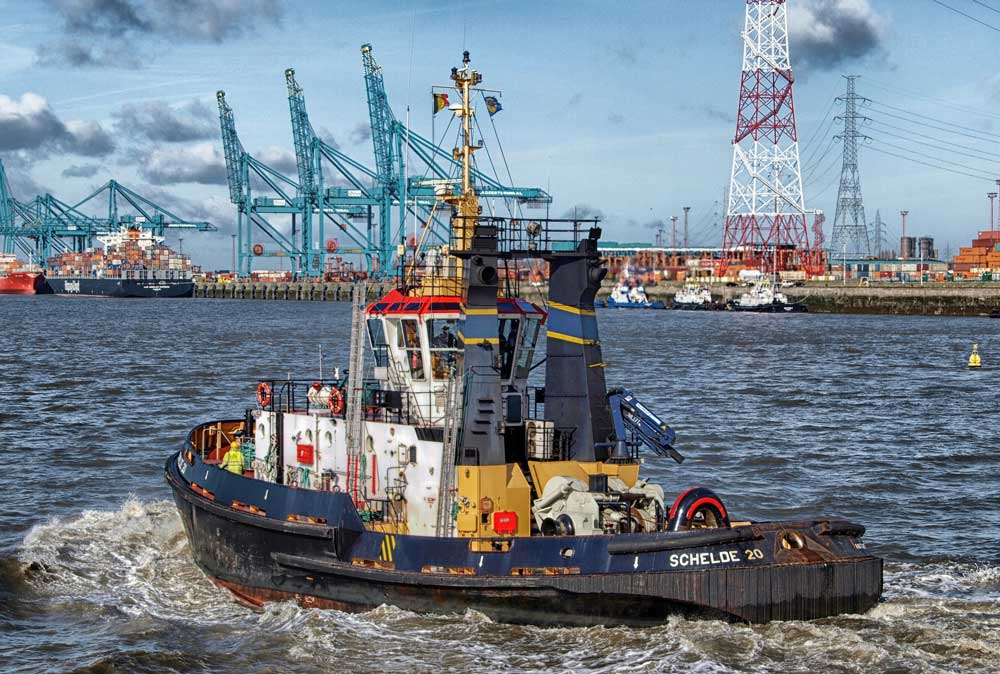 Der Hafen Antwerpen stärkt die Hinterlandanbindung und plant zusätzliche Bahnkapazitäten nach Zentral- und Osteuropa (Foto: Pixabay)