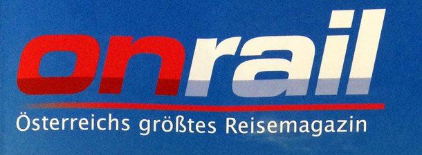 """ÖBB-Reisemagazin """"onrail"""" nach fünf Jahren eingestellt"""