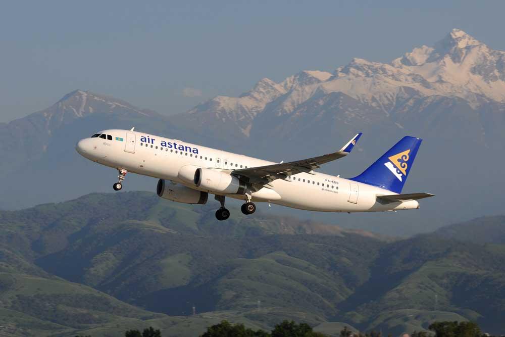Air Astana bietet Gechäftsreisenden und Touristen neue Destintionen und mehr Flüge an. Ab Herbst 2016 wird Bangkok zwemal wöchentlich bedient
