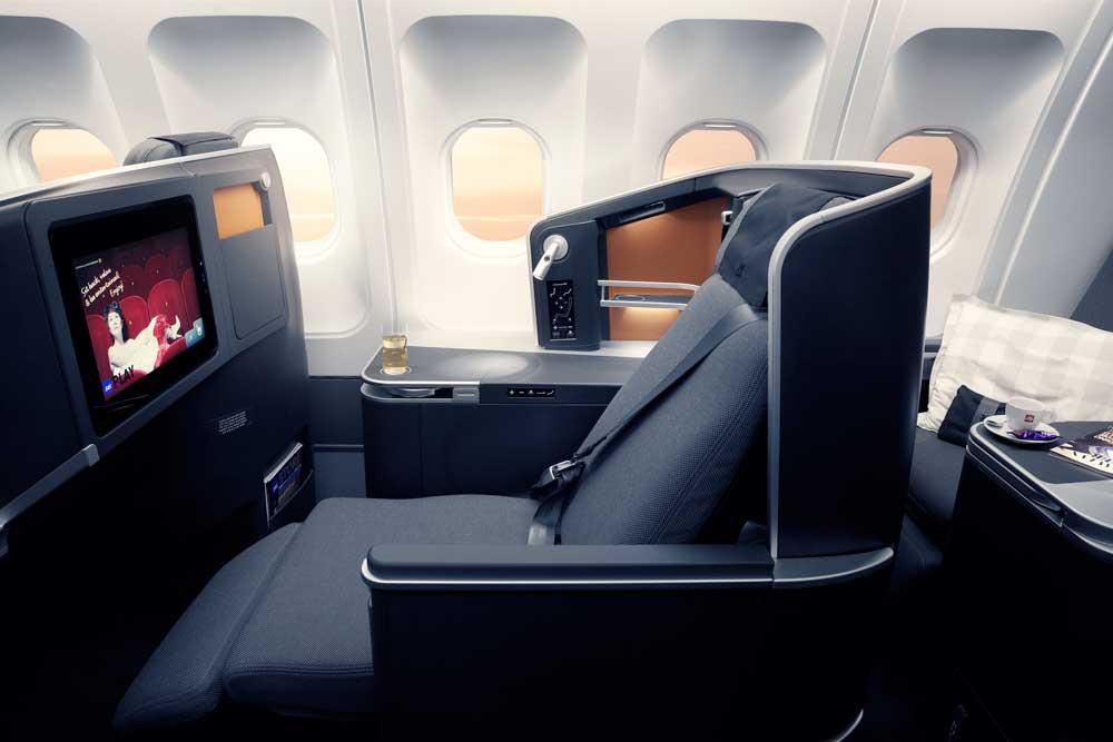 Jetzt können die Passagiere der SAS selbst entscheiden, was ihnen das Upgrade in die Business Class wert ist (Foto: SAS)