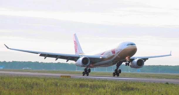 Air China bietet Geschäftsreisenden ab Frankfurt am Main dreimal wöchentlich Direktflüge nach Shenzhen in China