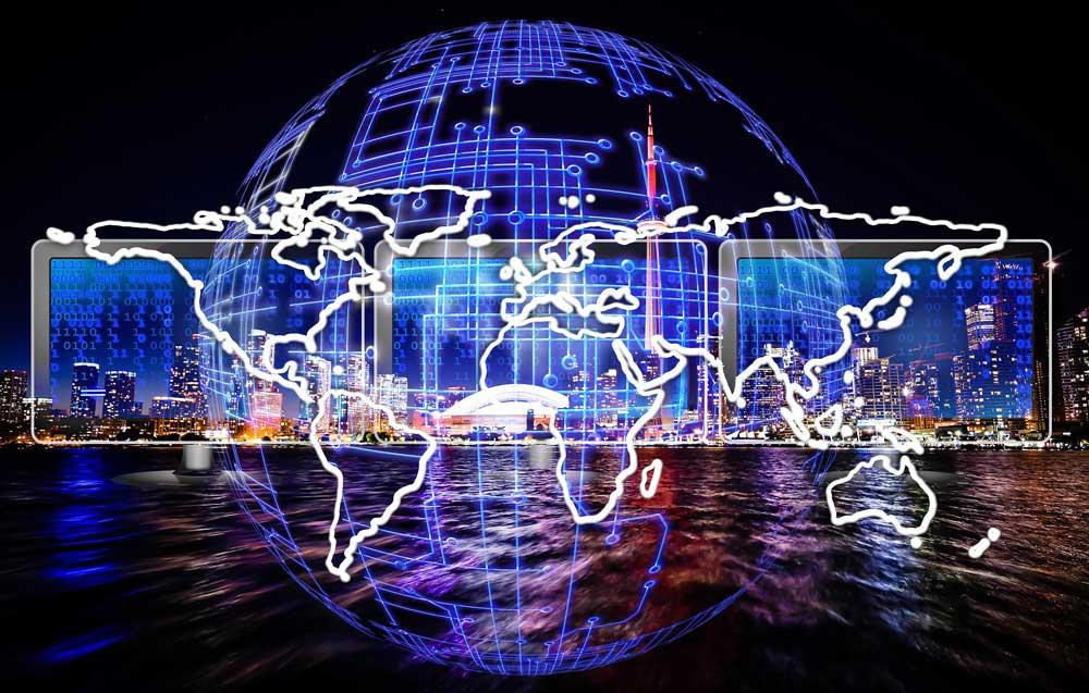 Global Player Amadeus vernetzt die Reisebranche mit Technologie-Lösungen. Der Stoff, aus dem seine Rendite wächst, sind Daten, Fakten und Zahlen (Foto: Pixabay)