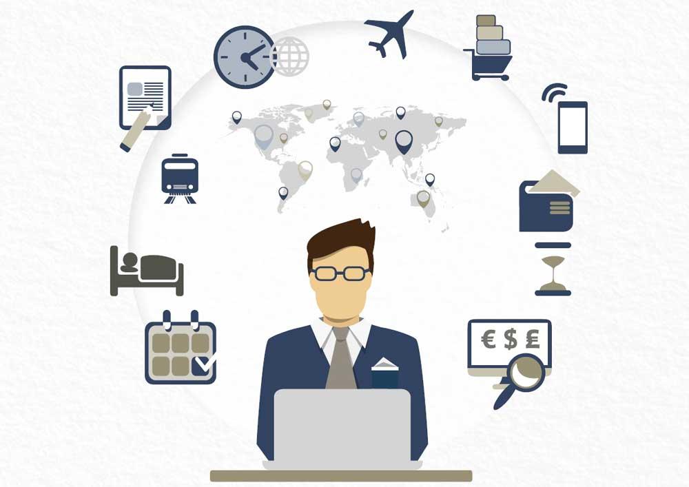 HRS-Studie zeigt, wie wichtig es ist, Geschäftsreisende in den Mittelpunkt zu stellen (Grafik: HRS)