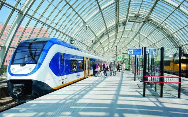 """Mit dem neuen """"Holland Travel Ticket off peak"""" auf Entdeckungsreise mit den Öffis in ganz Holland (Foto: NBTC)"""