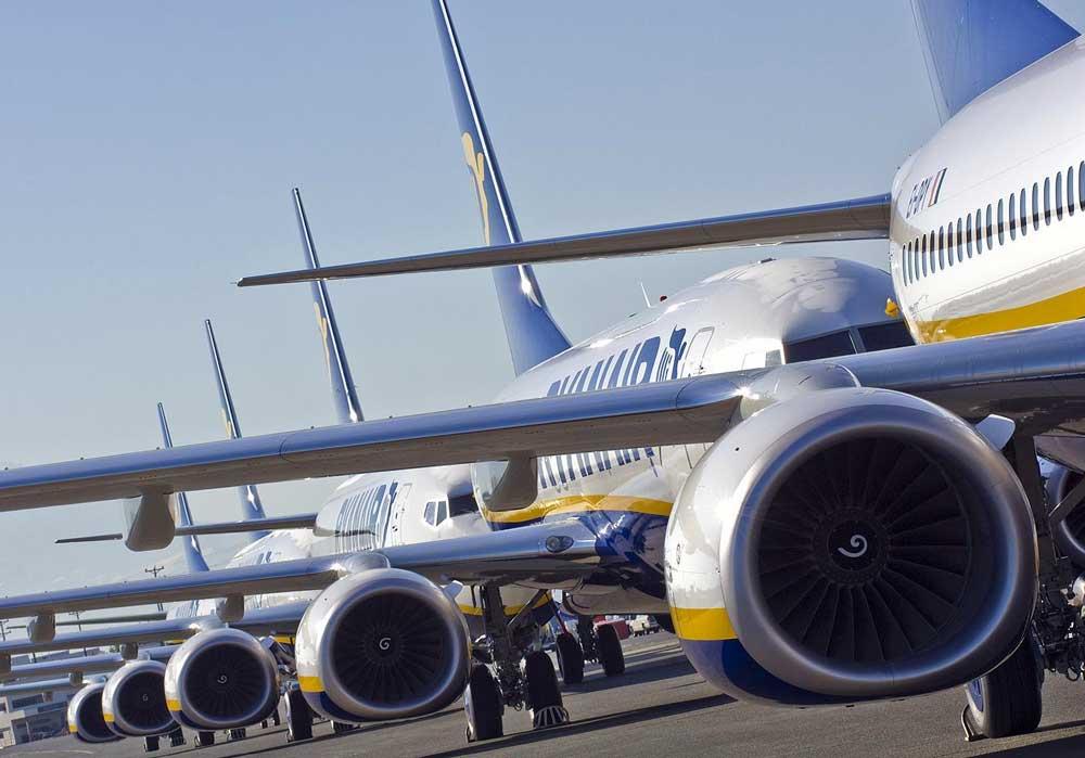 Billigtickets sind oft teuer: So gibt es bei Ryanair erhebliche Zusatzkosten für diverse Extras (Foto: Ryanair)