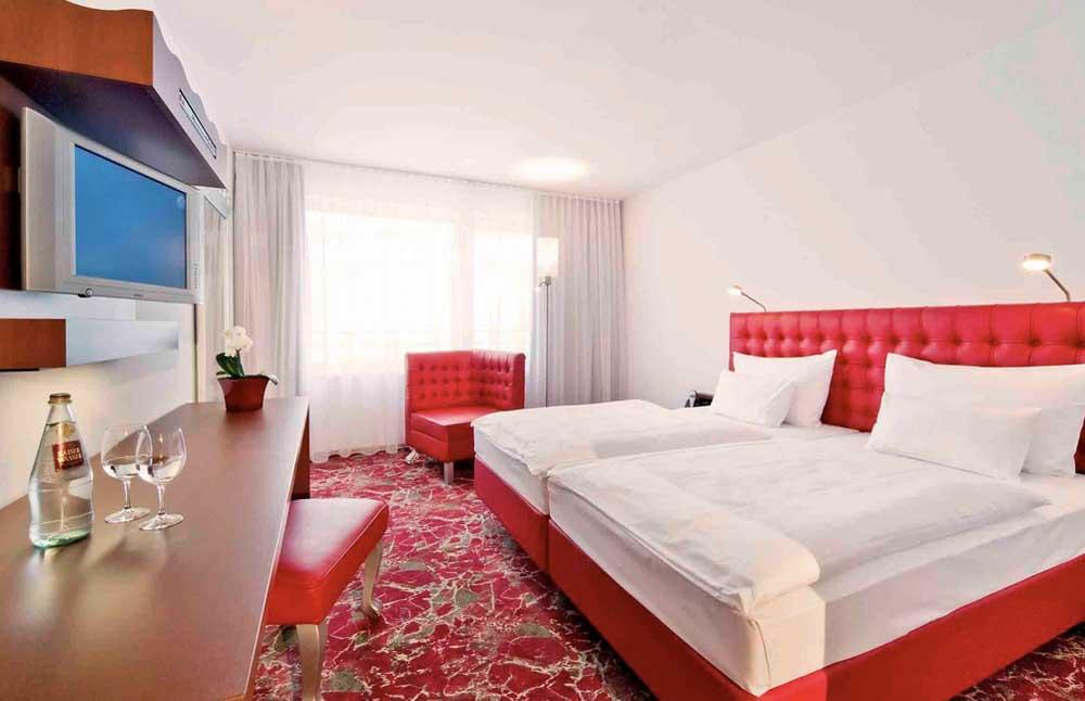 Die Arcotel-Gruppe übernimmt ein drittes Hotel in Wien (Foto: Arcotel Kaiserwasser Wien)