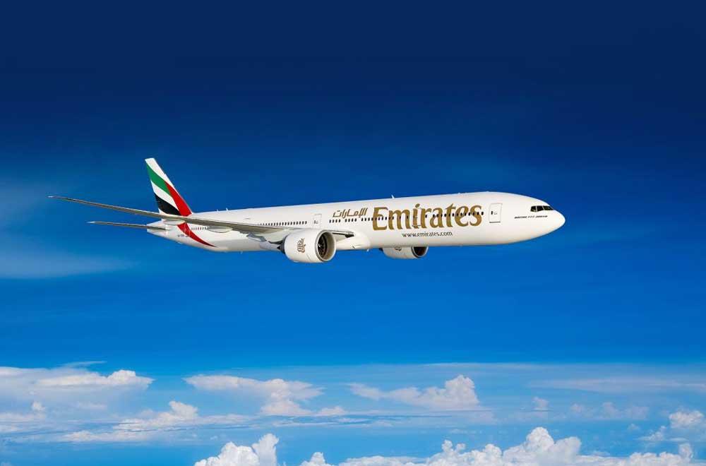 Ab sofort bietet Emirates Flüge mit der B777-300ER nach Rangun und Hanoi (Foto: © Emirates Airline)