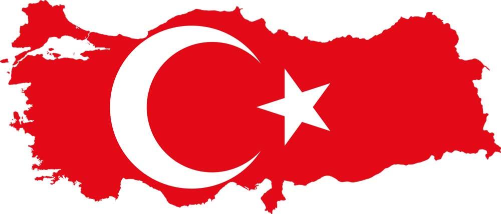 Die deutsche Regierung hat die Reisehinweise für die Türkei verschärft (Grafik: Darwinek, WIki Commons)