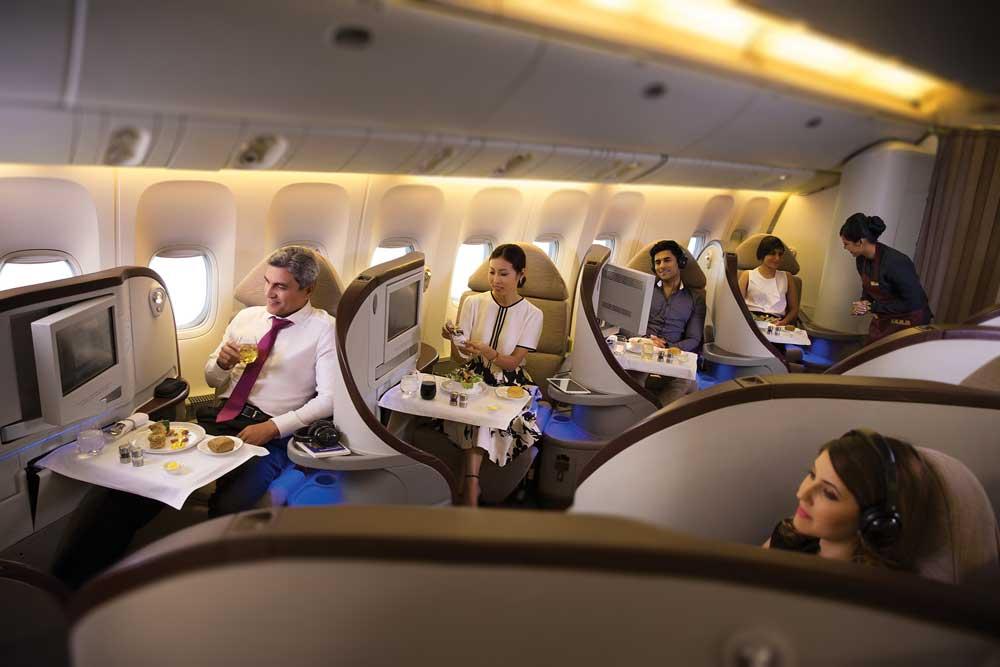Mit Jet Airways erreichen Reisende Mumbai noch schneller und einfacher via Paris