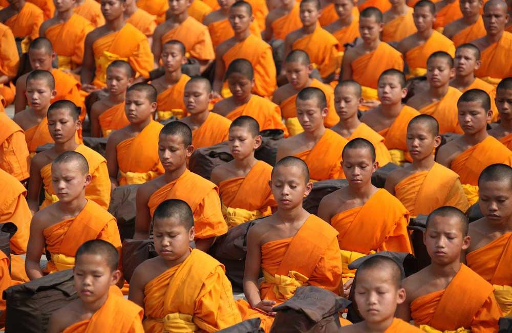 In Thailand herrscht landesweit Trauer über den Tod des Königs. Reisende sollten sich entsprechend verhalten (Foto: Pixabay)