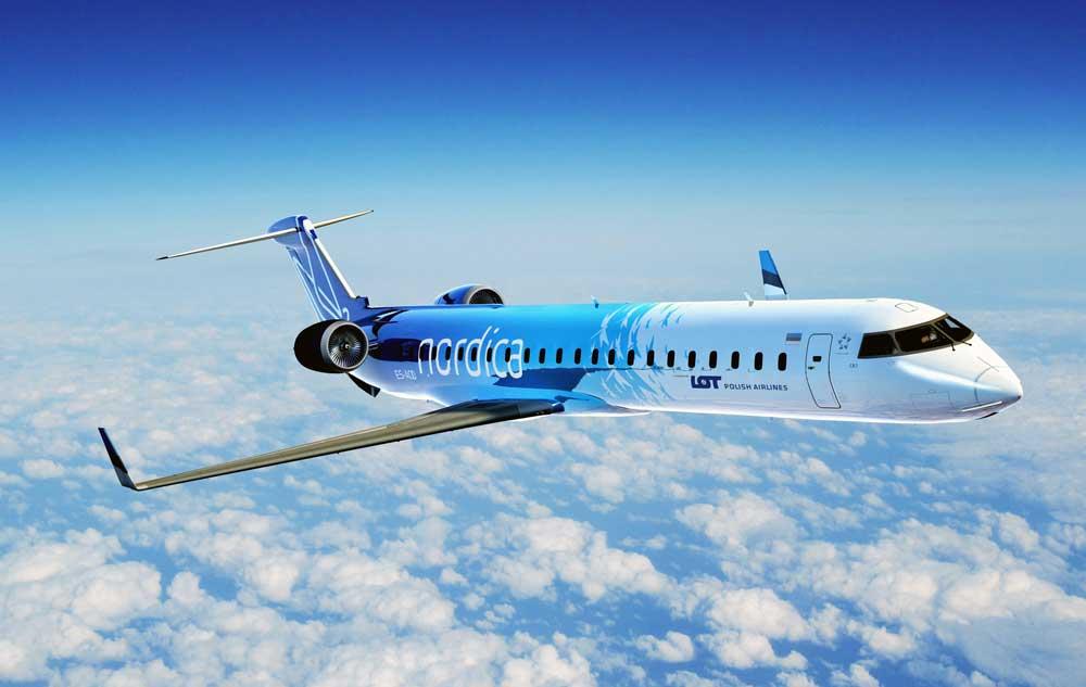 Im Frühjahr 2017 nimmt die estnische Airline Nordica eine neue Strecke nach Hamburg ins Programm auf sowie zusätzliche Flüge nach Brüssel, Stockholm, Wien, Oslo und einen Flug nach Odessa
