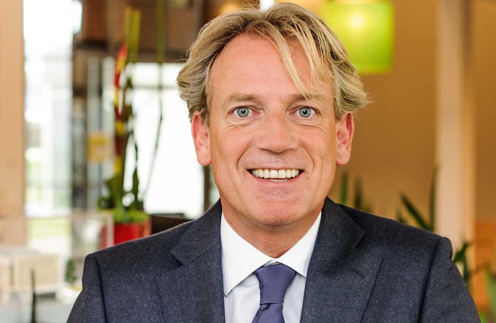 Neuer Mann an der Spitze: Volkmar Pfaff ist neuer Geschäftsführer von AccorHotels Österreich (Foto: AccorHotels)