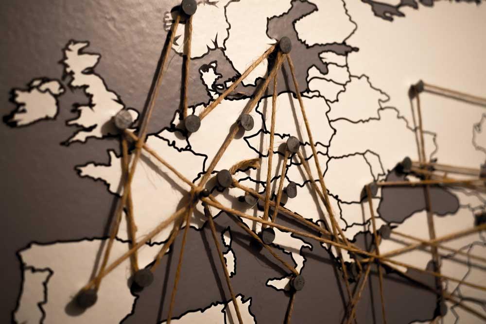 Die Europäer reisen auf Nummer sicher: Die Angst vor Terroranschlägen hat das Reiseverhalten geändert (Grafik: Pixabay)