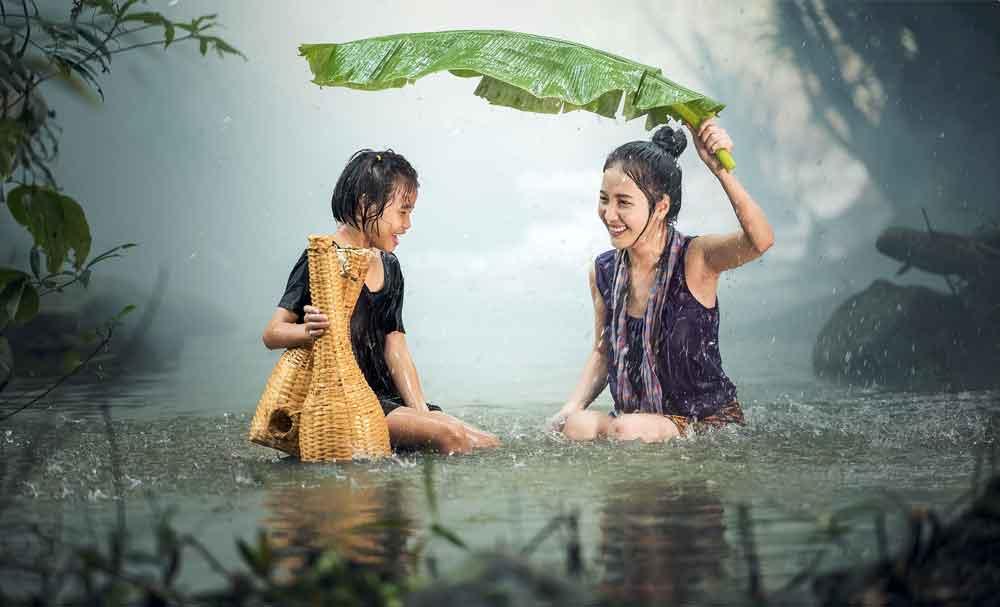 Der Dauerregen in Thailand vermiest Reisenden ihren Urlaub. Statt Sonne und hohe Temperaturen regnet es – ungewöhnlich für diese Zeit in Thailand (Foto: Pixabay)