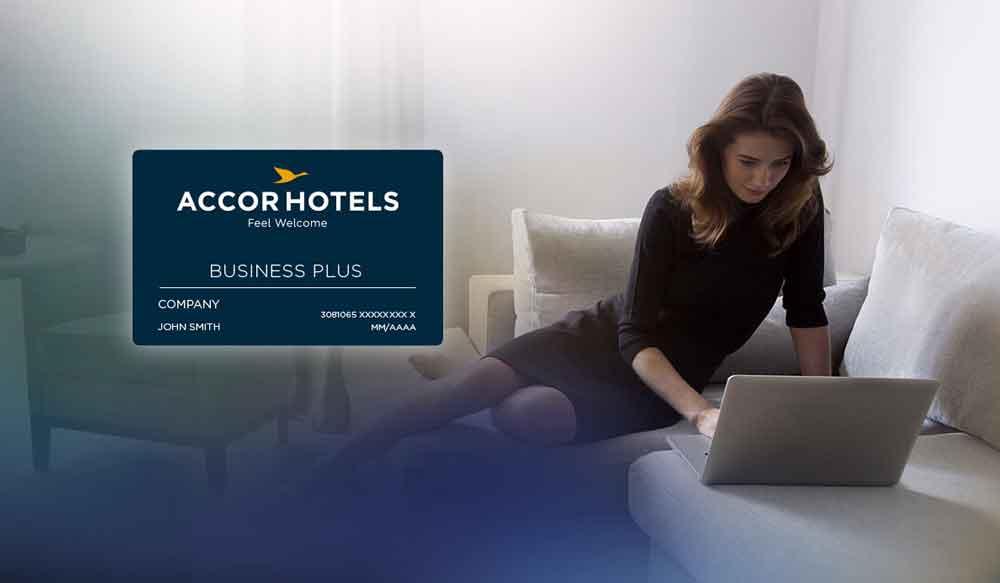 Einen Mehrwert für Unternehmen und Geschäftsreisende bietet die Business Plus-Card von AccorHotrels