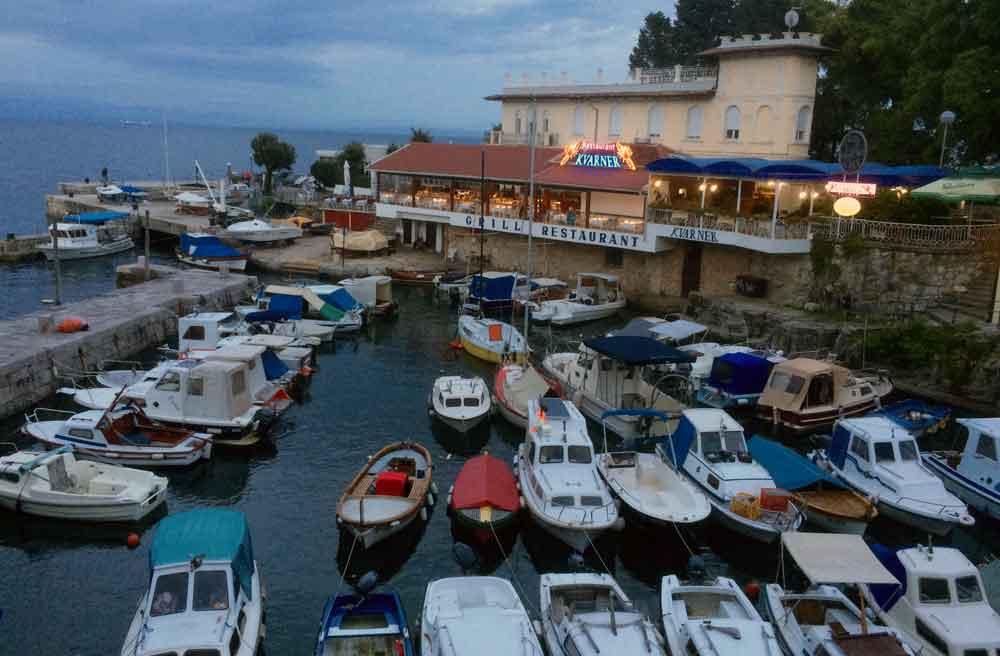 Die Kvarnerbucht, Istrien und Dalmatien gehören zu den beliebtesten Zielen österreichischer Urlauber in Kroatien (Foto: Georg Karp)