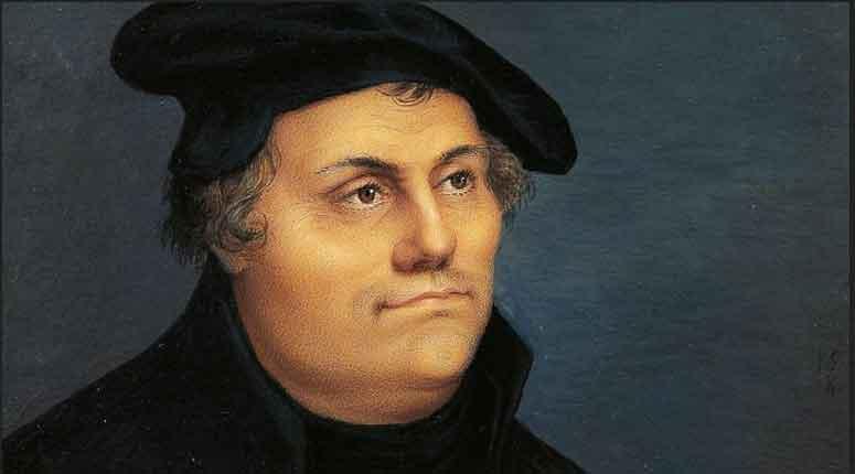 Martin Luther war der theologische Urheber der Reformation. 2017 ist in Deutschland das Reformationsjahr (Foto: Biography.com)