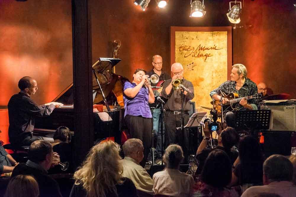 Zwölf Monate befindet sich die europäische Metropole Brüssel im Jazz-Rausch (Foto: © Jean-Luc Goffinet, VisitFlanders)