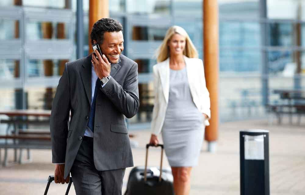Mobilität ist für die neue Generation von Geschäftsreisenden besonders wichtig (Foto: Booking.com)