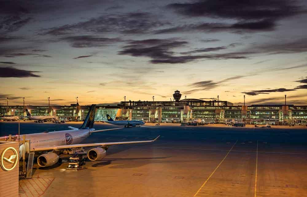 Weltweit bestes Terminal steht auf dem Münchner Flughafen