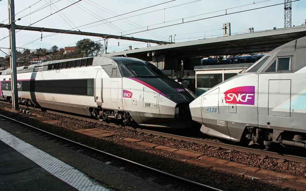 Wenn die Gewerkschaft es will, steht zu Ostern der komplette Bahnverkehr in Frankreich still (Foto: Inkflo, iStock, Pixabay)