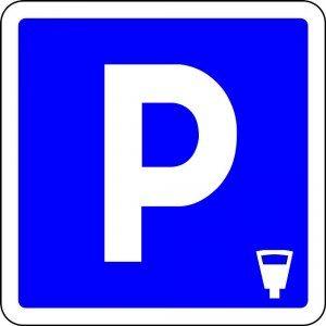 Kostenpflichtiger Parkplatz: Nicht aufs Bezahlen vergessen