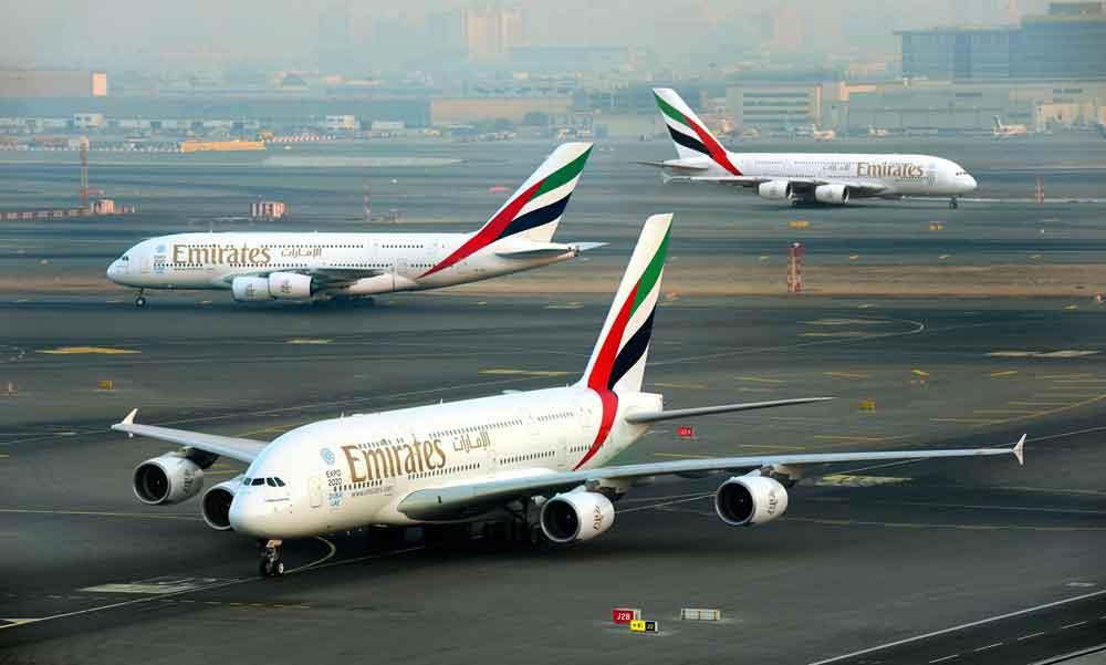 Modernste Flugzeuge wie der Airbus A380 und bestes Service an Bord, aber der Marktwert von Emirates im Middle-East-Markenranking ist gesunken (Foto: Emirates)