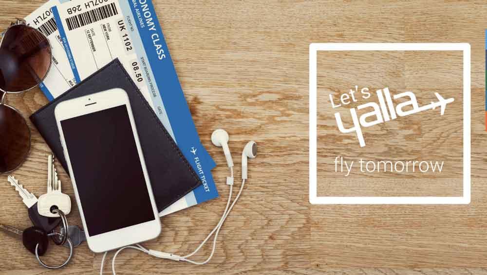 Spontan buchen und am nächsten Tag in den Kurzurlaub fliegen: Das macht die Last-Minute-App Let's Yalla möglich