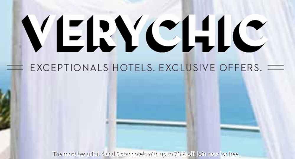 AccorHotels beteiligen sich an demLuxushotel-Buchungsportal VeryChic und eröffnen ihren Kunden neue Traumhotels und Traumvillen rund um den Globis
