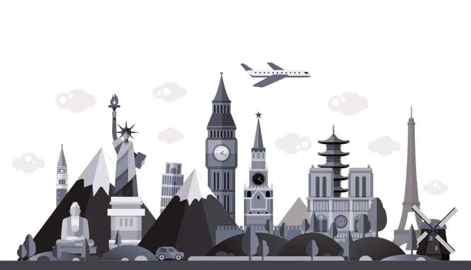 Der aktuelle Destinationsreport von Pro Sky zeigt, welche Länder und Städte bei Tagungsplaner am beliebtesten sind (Grafik: Pro Sky)