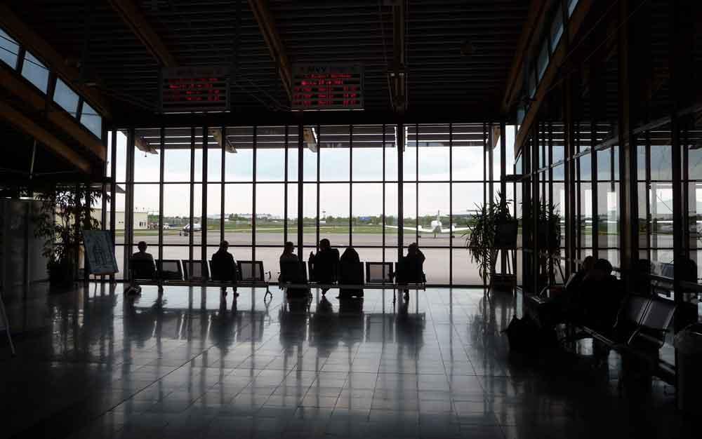 Italienischen Fluglotsen wollen streiken: Kommt es am Freitag zum massen Flugverspätungen un Flugausfällen? (Foto: Pixabay)