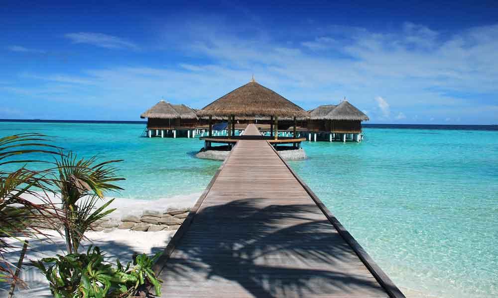 Erste internationale Reisemesse auf den Malediven soll noch mehr Touristen in den islamischen Inselstaat bringen (Foto: Romaneau, Pixabay)