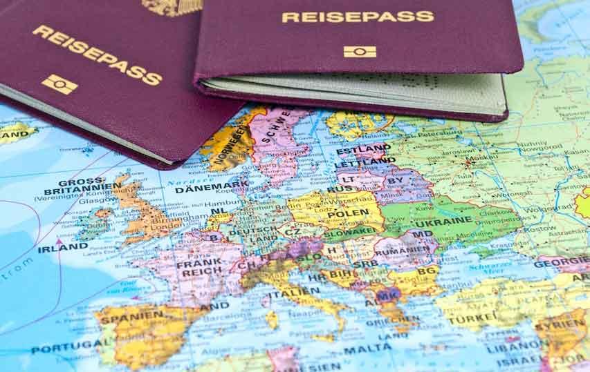 Die vielgepriesene Reisefreiheit innerhalb der EU hat ihre Grenzen erreicht: Jetzt wird an den EU-Genzen wieder rigoros kontrolliert (Foto: Schengener Abkommen)
