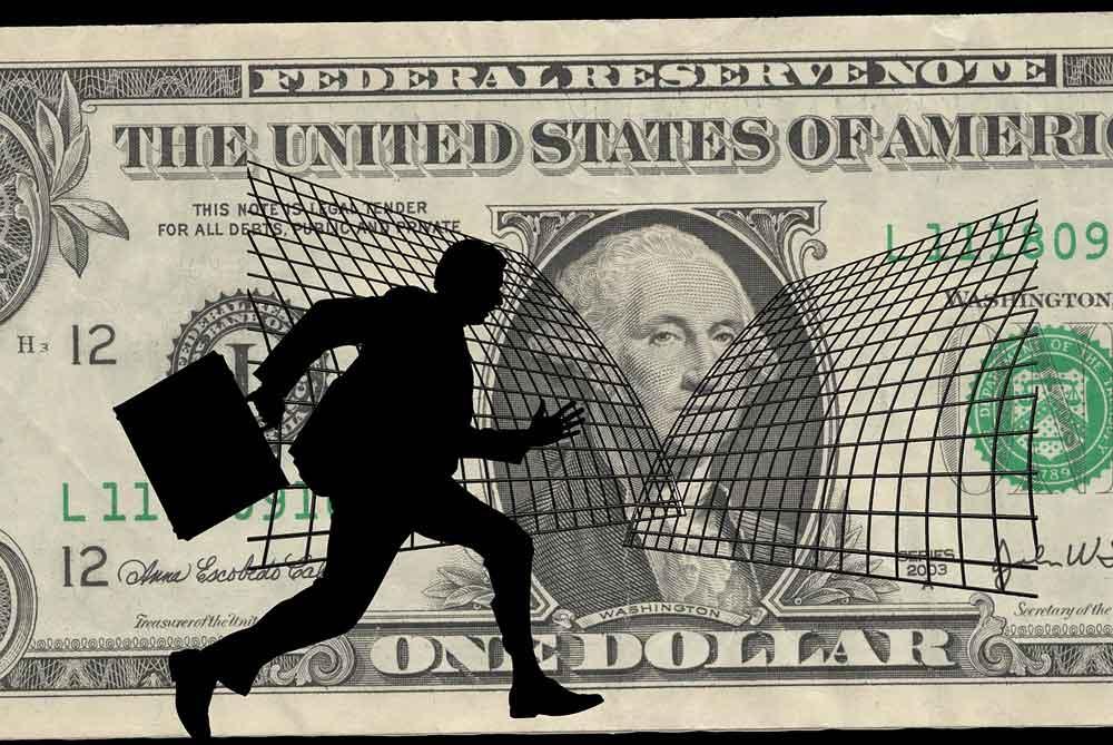 Europas Banken lieben Steueroasen. Beliebt sind nach wie vor Irland und Luxemburg (Foto: Gerd Altmann, Pixabay)