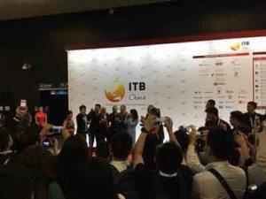 ITB China: neuer Marktplatz für Chinas Reiseindustrie schafft eine internationale Plattform