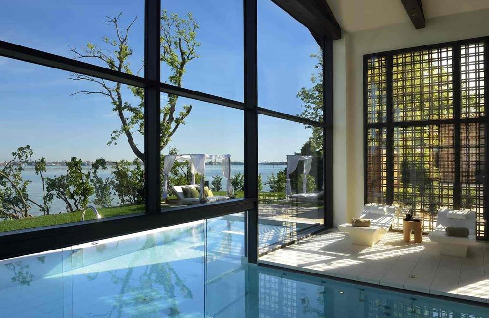 Das GOCO Spa im JW Marriott Venice ist das größte Spa Venedigs. Hier ist totale Entspannung angesagt