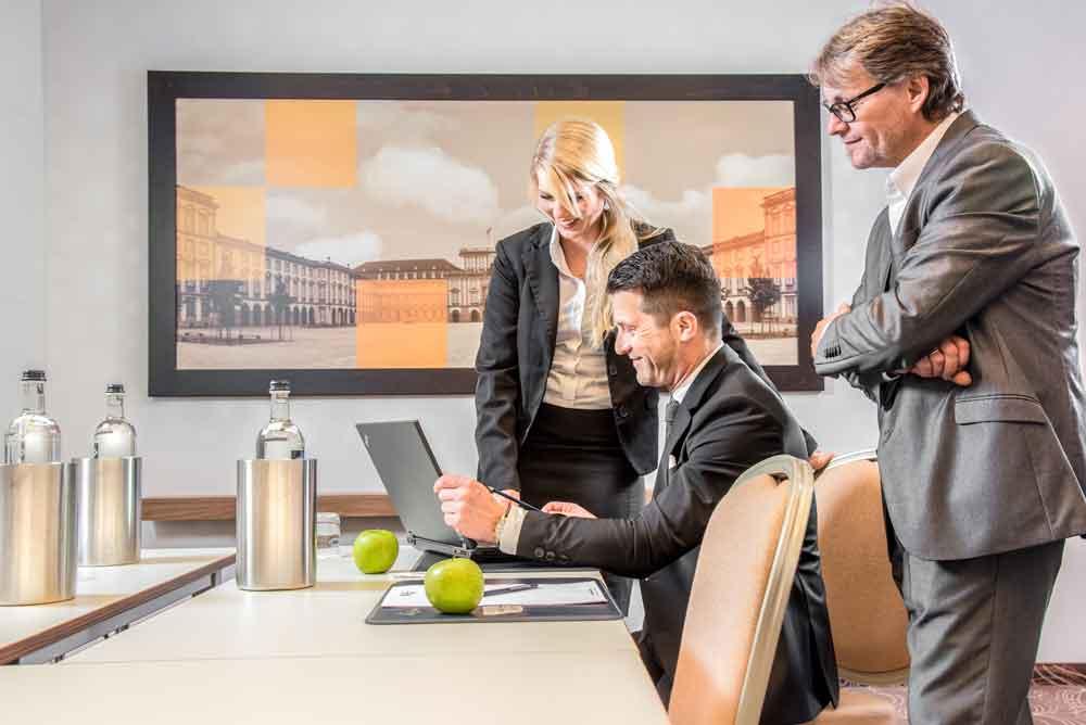 Die Best Western Hotels CE setzen auf ihrer deutschsprachigen Webseite die MeetingMarket Technologie ein