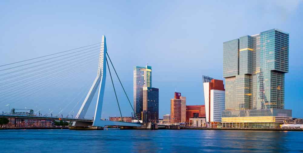 Die Hafenmetropole Rotterdam hat für jeden etwas zu bieten: Hier kommen Kunst- und Architekturfreunde voll auf ihre Rechnung