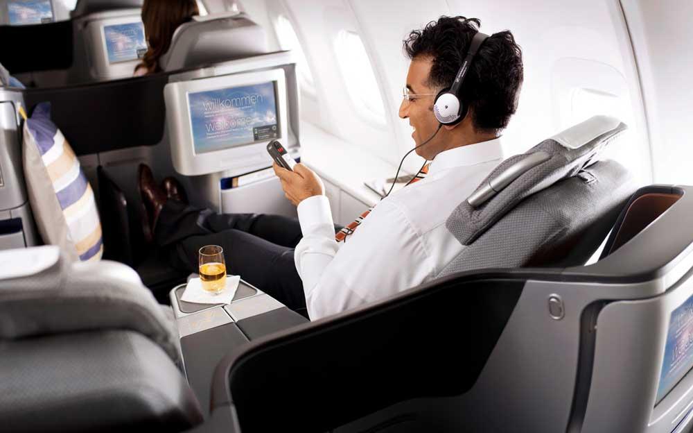 Mit dem tageweise mietbaren mobilen WiFi Hotspot können Austrian Airlines Passagiere am Reiseziel surfen (Foto: Archiv)