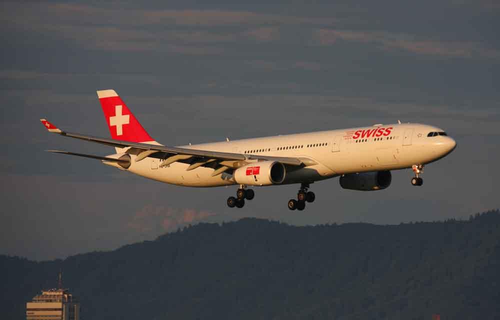 Müssen Swiss-Passagiere auf Flügen in Europa ihr eigenes Jausensackerl mitnehmen? (Foto: Swiss, JHB)