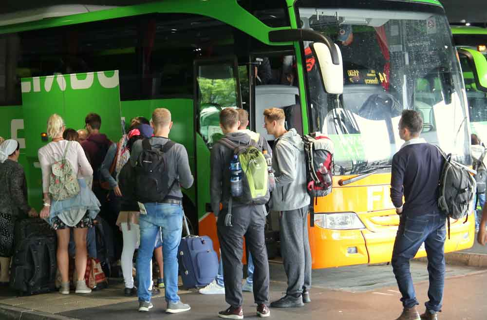 FlixBus kauft die Fernbussarte der ÖBB: War doch nicht das große Geschäft für die Österreichischen Bundesbahnen
