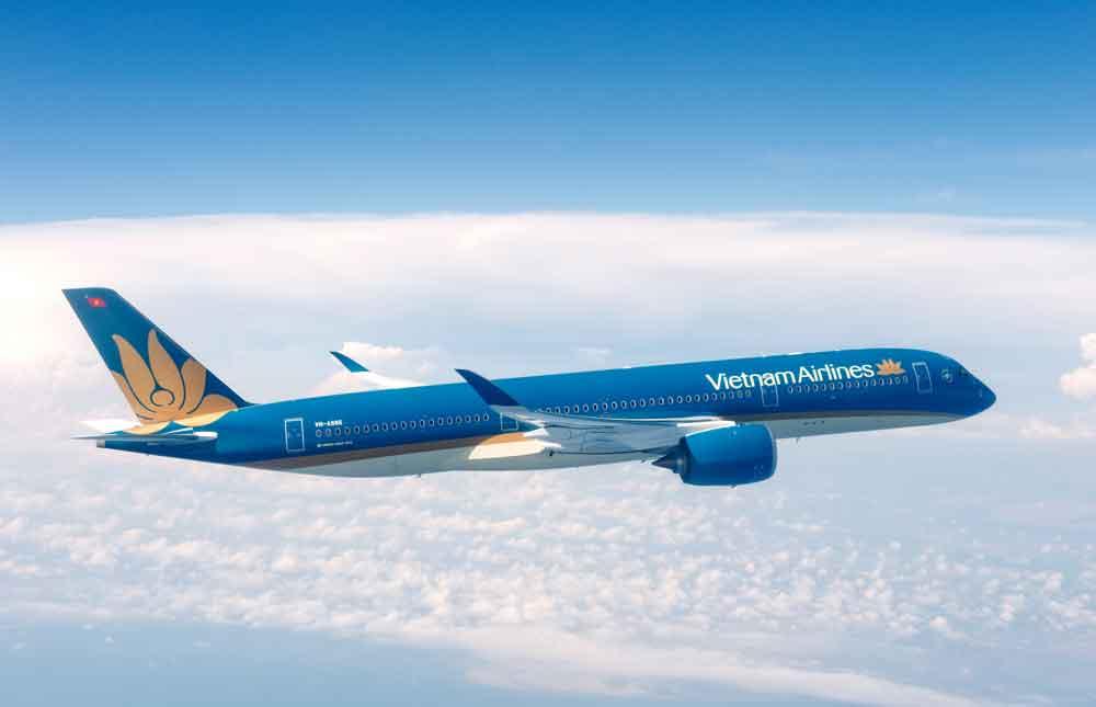 Vietnam Airlines mit Airbus A350-XWB unterwegs (Foto: P. Masclet, Airbus)