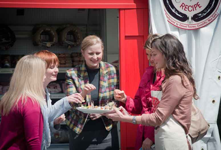 Genussreisen in Irland: Fünf Food-Trails bringen Irland-Urlauber auf den richtigen Geschmack
